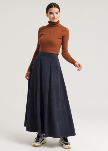 Closh  Velvet Skirt