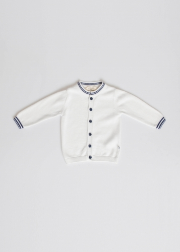 Baby Boy Knit Cardigan