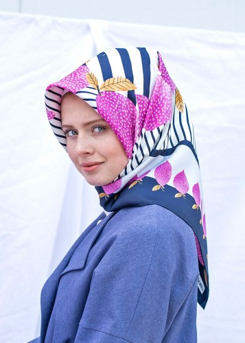 Silk Headscarf    C2 V9