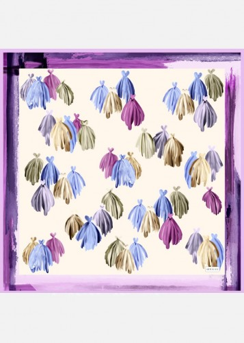 Silk Headscarf    C6 V7