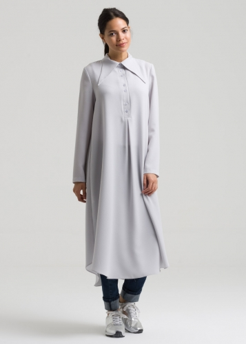 Shirt Collar  Tunic