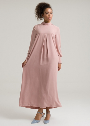 A Pleated Dress