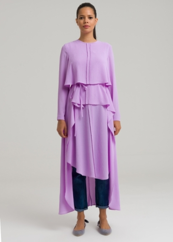 Style Tunik With Belted