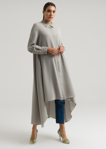 Collar and Arm Detail Tunic