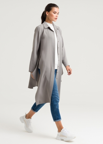 Contrast Style Tunic
