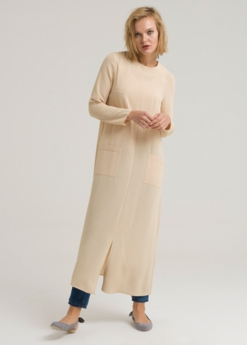 Long Tunic with Pocket