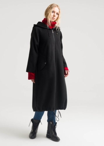 Coat With Hat